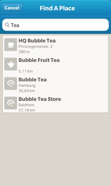 tea places