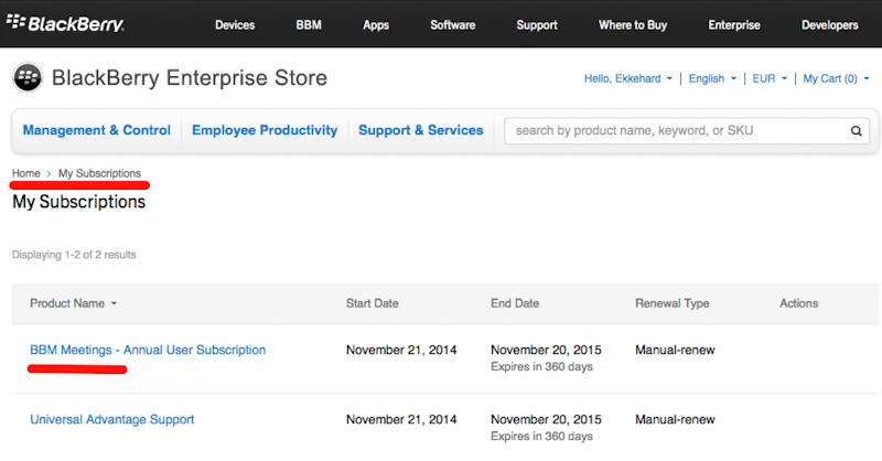 Enterprise « business apps